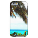tropical beach coconut tree iPhone 6 case