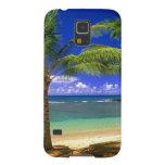 tropical beach galaxy s5 covers