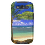 tropical beach galaxy SIII covers