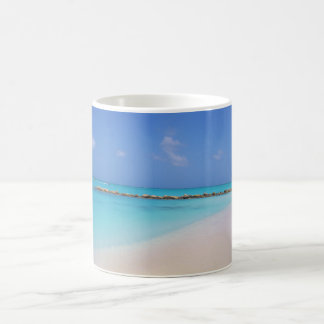 Tropical Beach Getaway Mug
