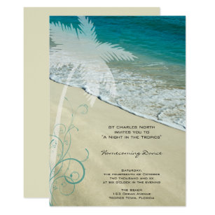 Homecoming Party Invitations Announcements Zazzle