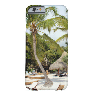 Tropical Beach in Punta Cana Barely There iPhone 6 Case