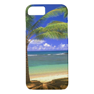 tropical beach iPhone 8/7 case