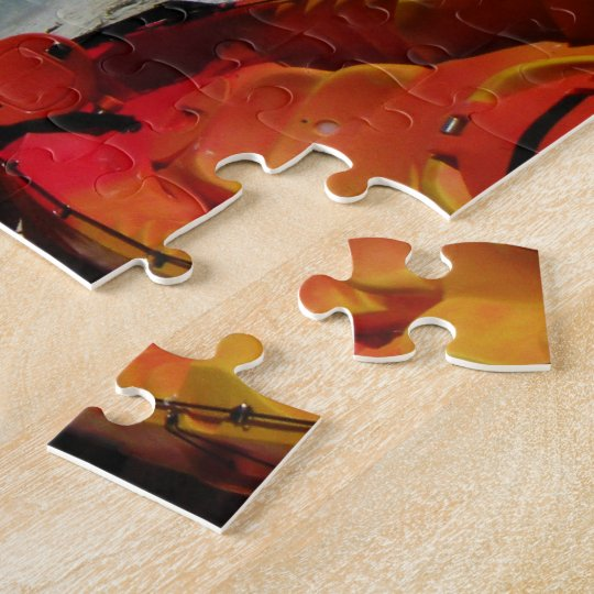 Tropical Beach Kayaks Puzzle