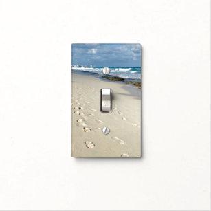 Tropical Beach Light Switch Plate