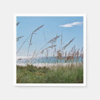 Tropical Beach Napkin