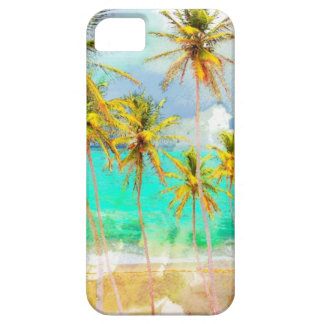 Tropical Beach Ocean Custom iPhone Case