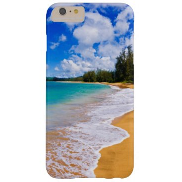 Beach Themed Tropical beach paradise, Hawaii Barely There iPhone 6 Plus Case