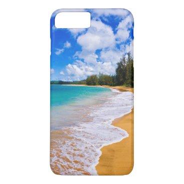 Beach Themed Tropical beach paradise, Hawaii iPhone 7 Plus Case