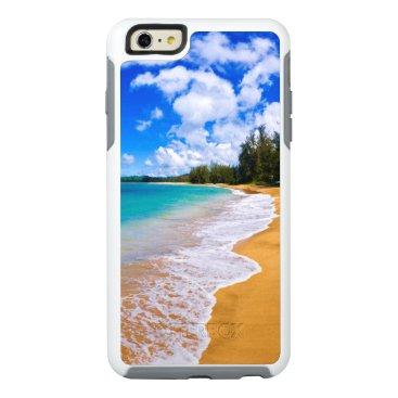 Beach Themed Tropical beach paradise, Hawaii OtterBox iPhone 6/6s Plus Case