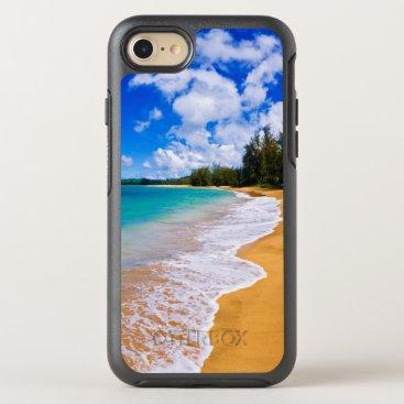 Beach Themed Tropical beach paradise, Hawaii OtterBox Symmetry iPhone 7 Case