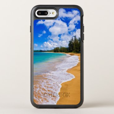 Beach Themed Tropical beach paradise, Hawaii OtterBox Symmetry iPhone 7 Plus Case