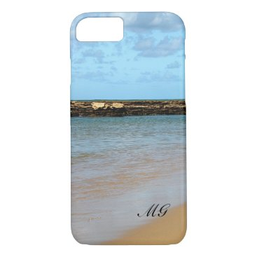 Beach Themed Tropical Beach Paradise iPhone 7 Case
