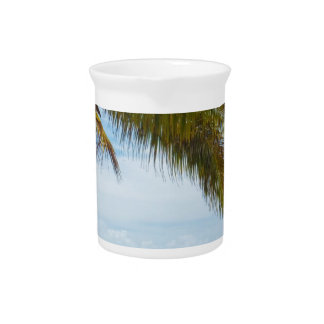 Tropical Beach Drink Pitchers
