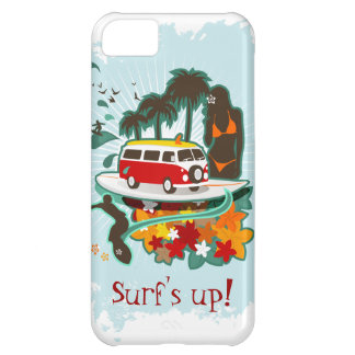 Tropical Beach Scene iPhone 5C Cover