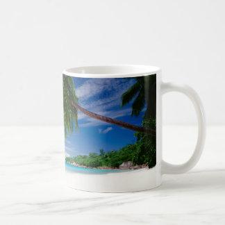 Tropical Beach | Seychelles Coffee Mug