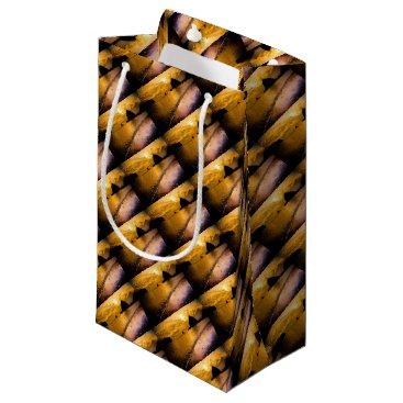 tropical beach small gift bag