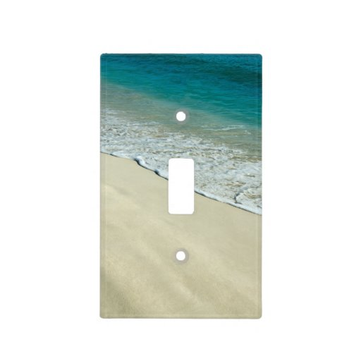 Tropical Beach Switch Cover Light Switch Cover Zazzle