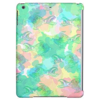 Tropical Beach Theme iPad Air Cover