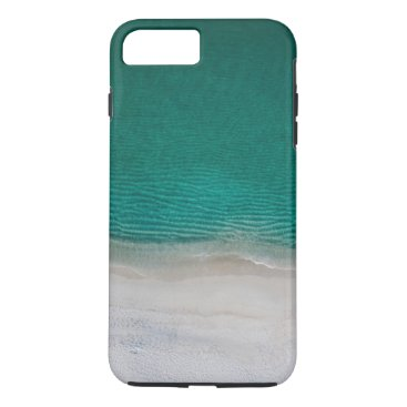 Tropical Beach Turquoise Sea iPhone 7 Plus Case