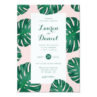 Tropical Wedding Invitations & Announcements | Zazzle