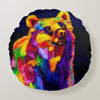 Tropical Bear Cushions