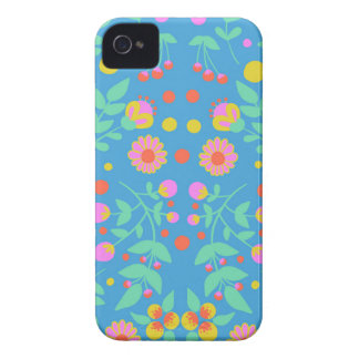 Tropical Bells iPhone 4 Cover