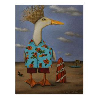 Tropical Bird? Postcard