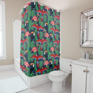Bird Of Paradise Shower Curtains Zazzle