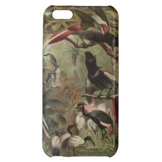 Tropical Birds Phone Case For iPhone 5C
