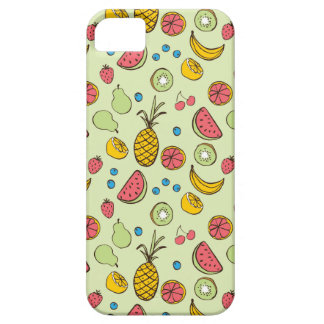 Tropical Blast in Green iPhone SE/5/5s Case