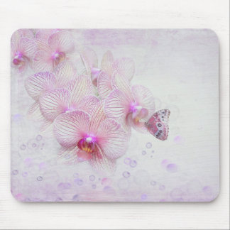Tropical Blossoms Mouse Pad