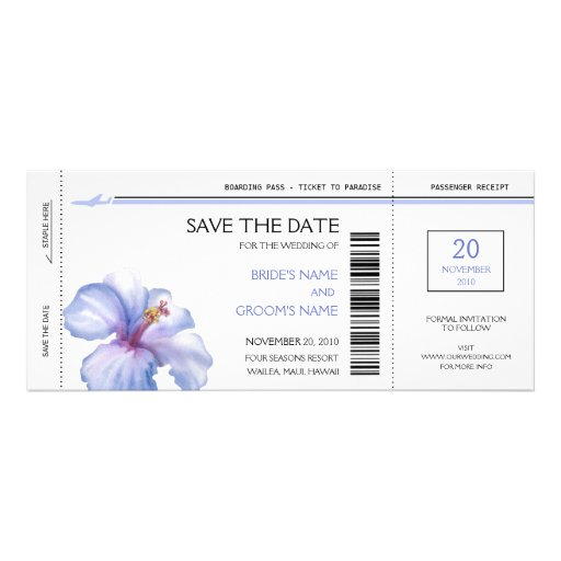 How soon to send save the date