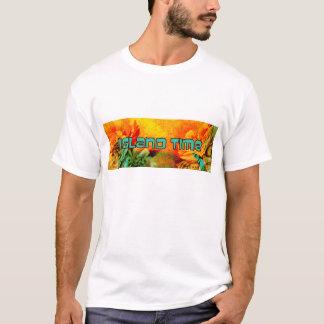 "Tropical Borders ""Island Time"" t-shirt"