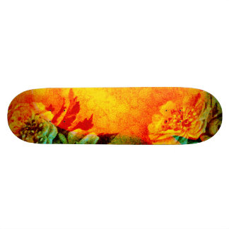 Tropical Borders skateboard