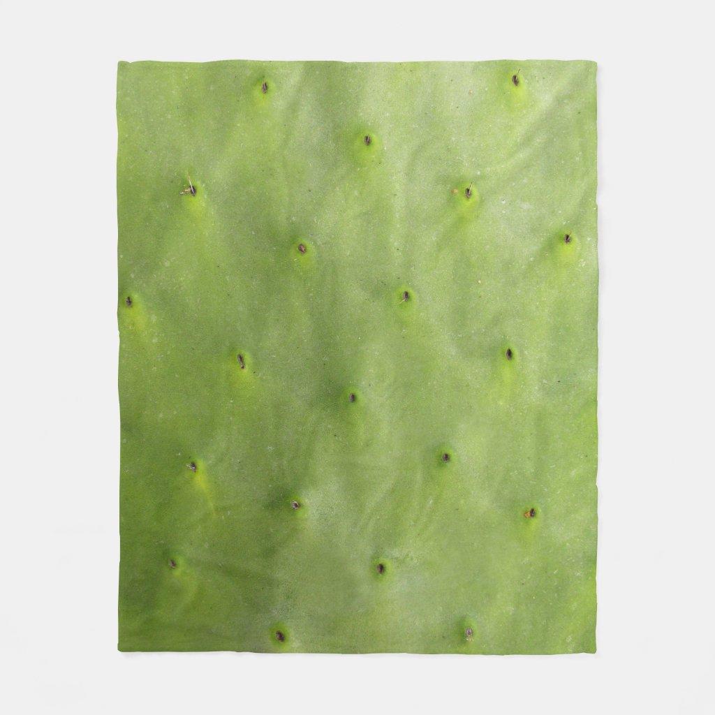 Tropical Botanical Green Cactus