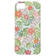 Tropical Bouquet iPhone Case iPhone 5 Cover
