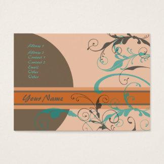 Tropical Breeze Business Card