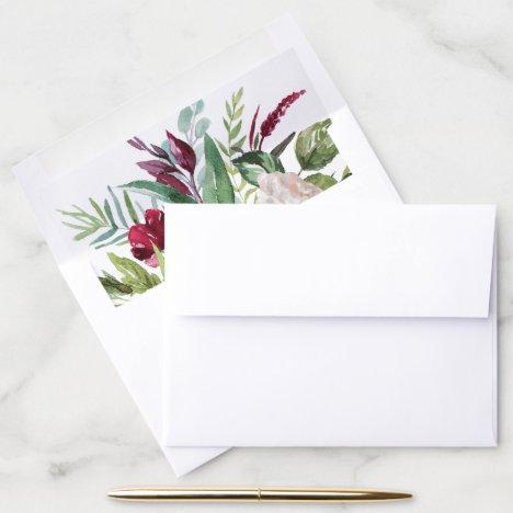 Tropical Breeze Envelope Liner