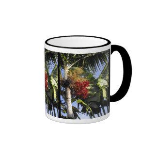 Tropical Breeze Ringer Mug
