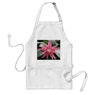 Tropical Bromeliad Flower Aprons