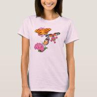 Tropical Butterflies T-Shirt