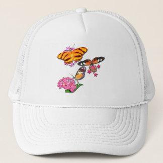 Tropical Butterflies Trucker Hat