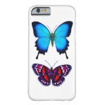 Tropical Butterfly Art Study iPhone 6 Case iPhone 6 Case