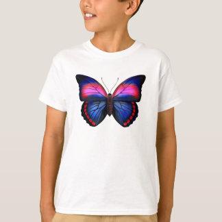 Tropical Butterfly Kids T-Shirt