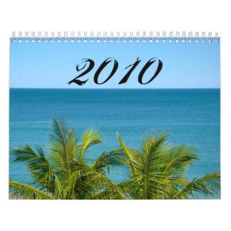 tropical calendar 2010