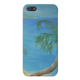 Tropical Caribean Beach iPhone 5 Cover