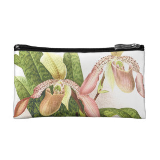 Tropical Cattleya Orchid Flowers Floral Bag