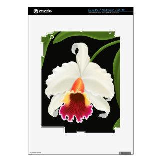 Tropical Cattleya Orchid Zazzle Skin iPad 3 Skin