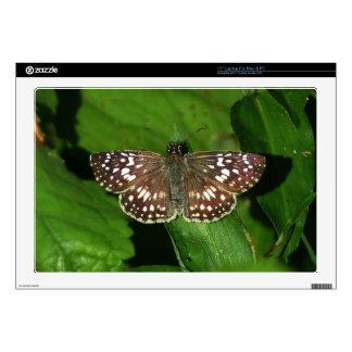 Tropical Checkered Skipper 09/12 Laptop Decal